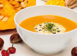 Rezepte-Suppe-Kuerbiscreme