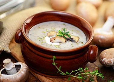 Rezepte-Suppe-Steinpilze