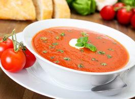 Rezepte-Suppe-Tomatencreme