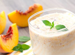 Rezepte-shake-Pfirsich Joghurt