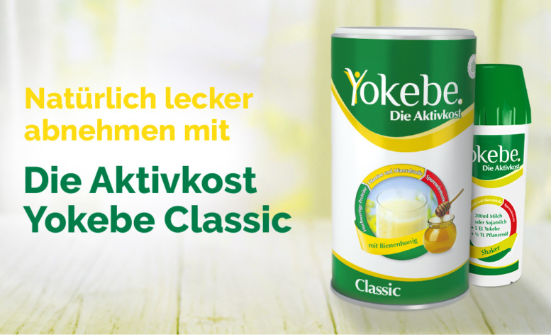Yokebe Aktivkost Classic